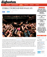 """Fotobom: At The Drive-In @ House of Blues,"" DigBoston"