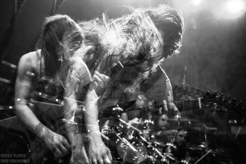 Noise Floor Photography: 2019/03/09 - Morbid Angel &emdash;