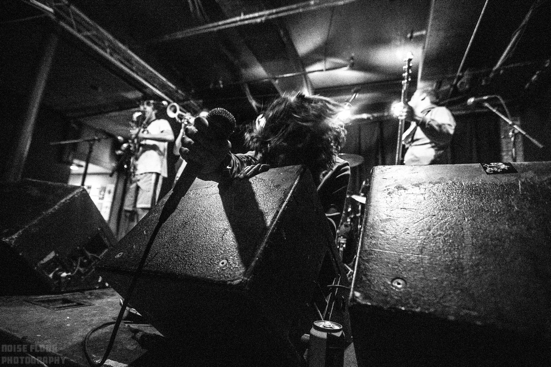 Noise Floor Photography: 2019/04/02 - Viagra Boys &emdash;