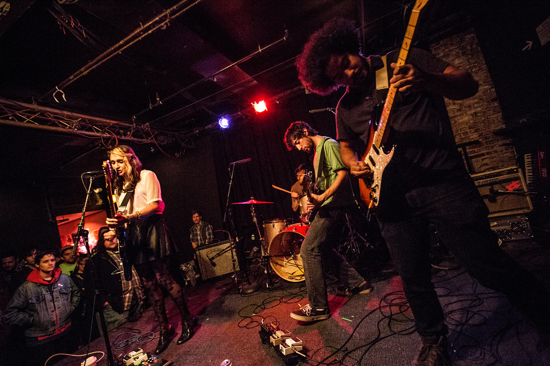 Noise Floor Photography: Great Scott Photo Sale &emdash; Speedy Ortiz