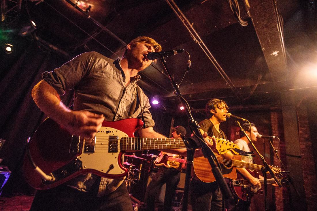 Noise Floor Photography: Great Scott Photo Sale &emdash; Rolling Blackouts Coastal Fever