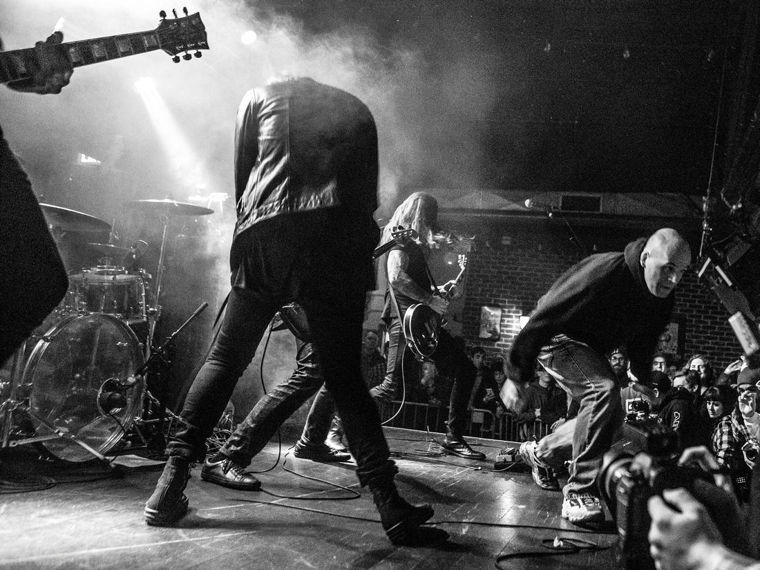 Noise Floor Photography: 2018/02/18 - American Nightmare &emdash;