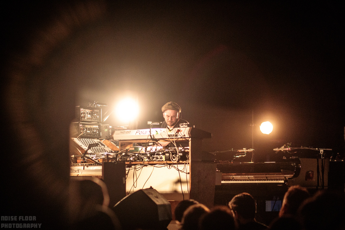 Noise Floor Photography: 2018/03/19 - Nils Frahm &emdash;
