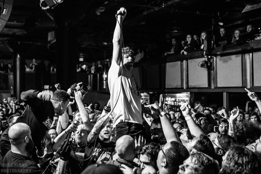 Noise Floor Photography: 2018/05/07 - Turnstile &emdash;