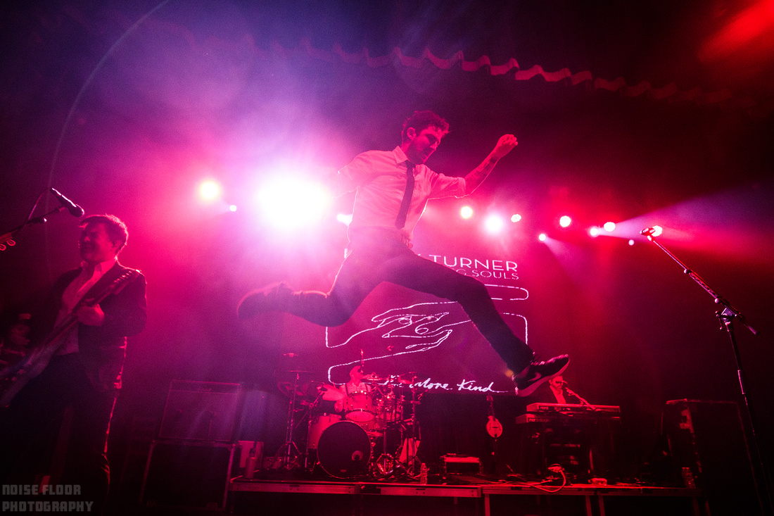 Noise Floor Photography: 2018/07/01 - Frank Turner and the Sleeping Souls &emdash;