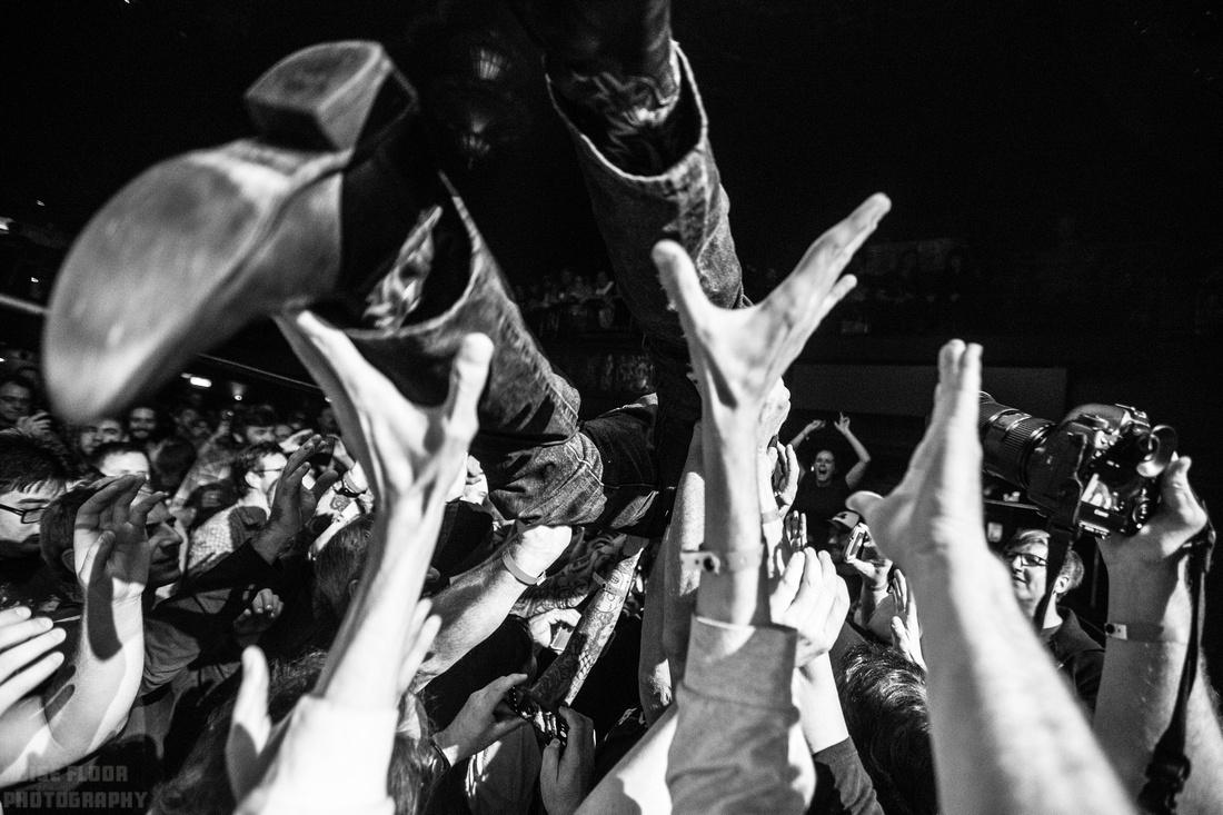 Noise Floor Photography: 2018/09/07 - The Jesus Lizard &emdash;