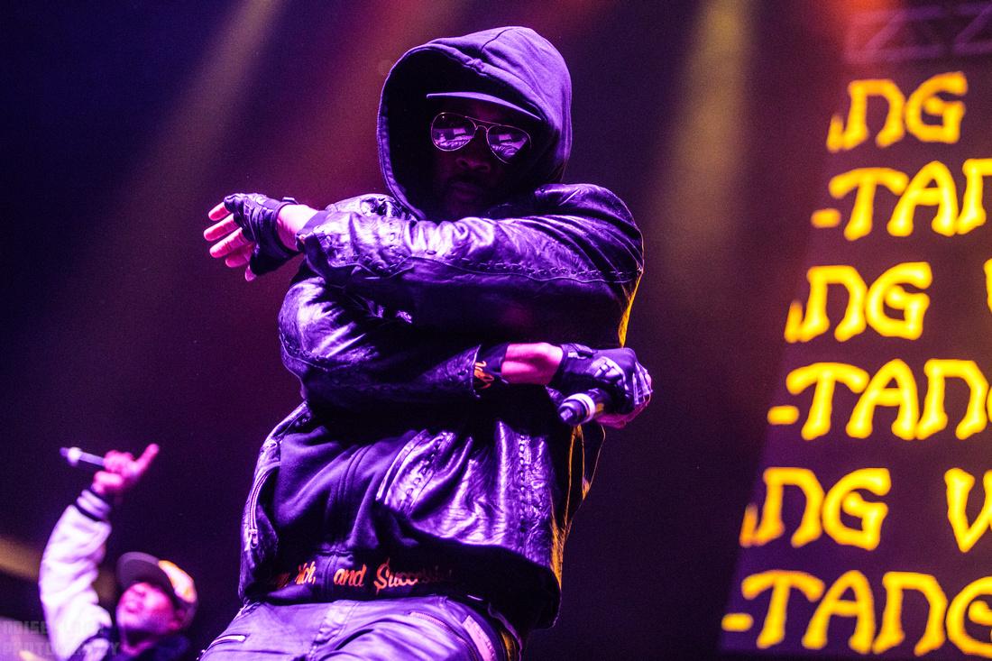 Noise Floor Photography: 2018/11/02 - Wu-Tang Clan &emdash;