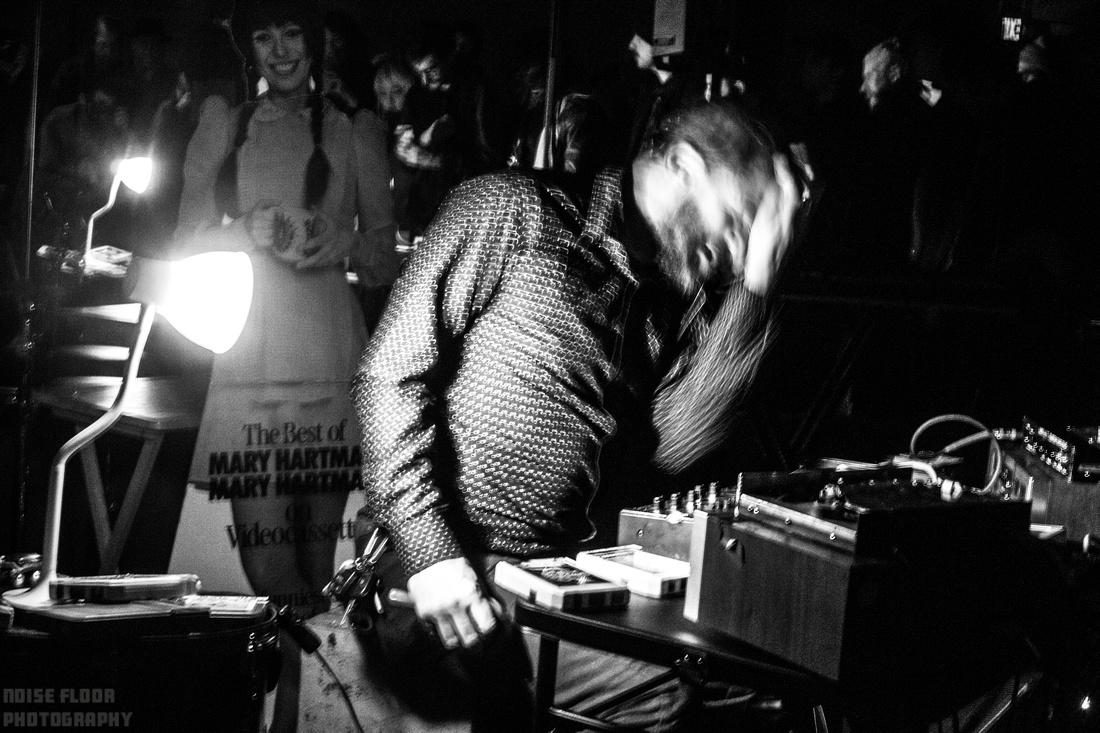 Noise Floor Photography: Aaron Dilloway &emdash;