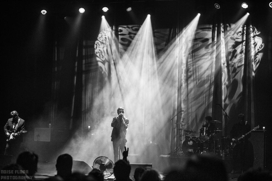 Noise Floor Photography: 2018/11/20 - Echo and the Bunnymen &emdash;