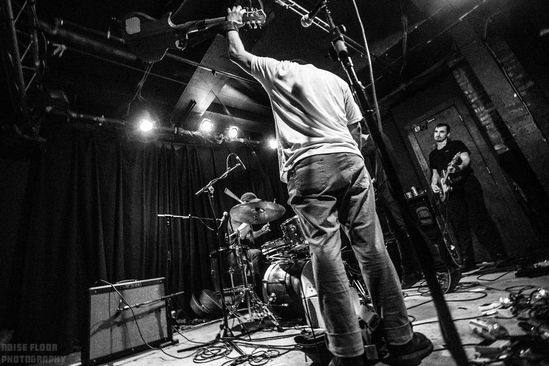 Noise Floor Photography: 2018/12/20 - Ovlov &emdash;