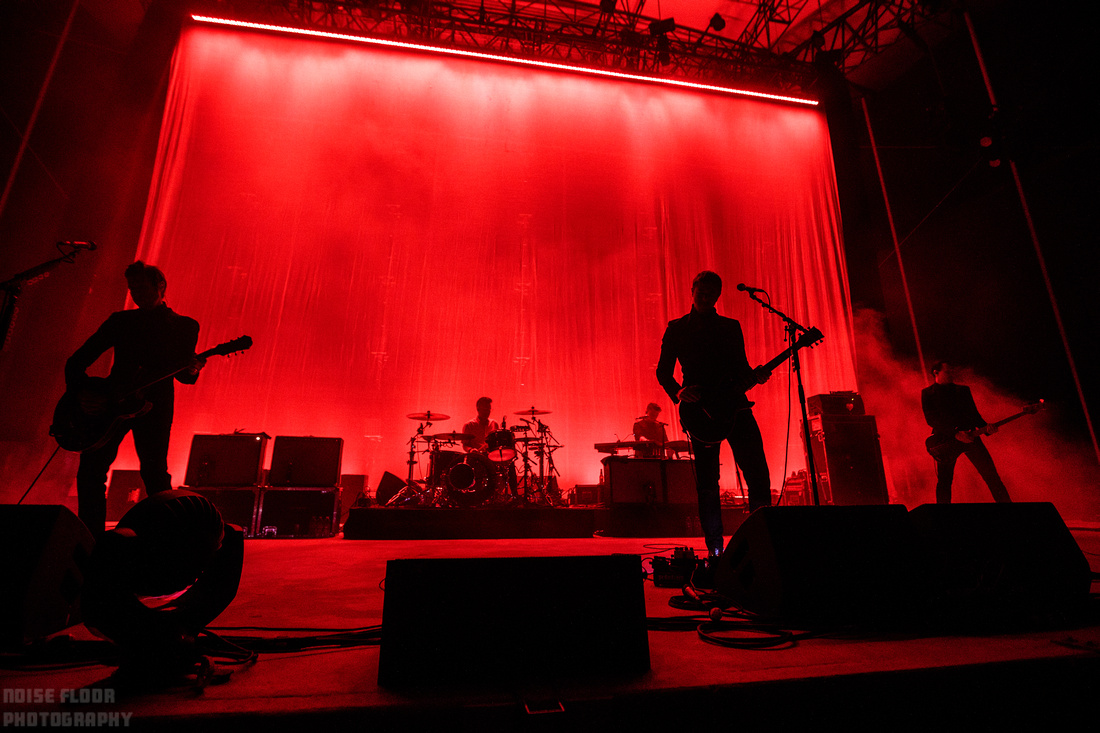 Noise Floor Photography: 2017/09/23 - Interpol &emdash;