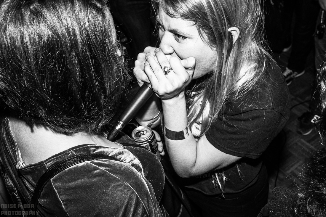 Noise Floor Photography: 2017/06/06 - Pharmakon &emdash;